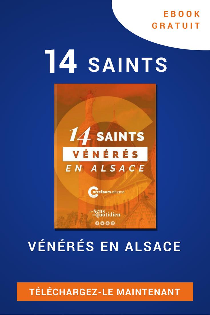 14 saints vénérés d\'alsace