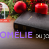 Homélie du 2 décembre 2018